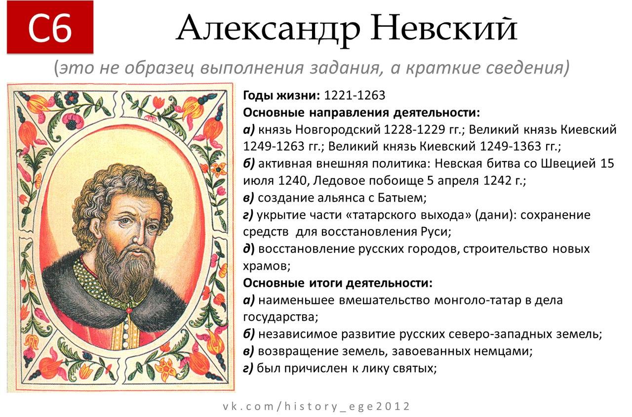 консультации специалиста александр невский биография и правление Черчень Счастливый